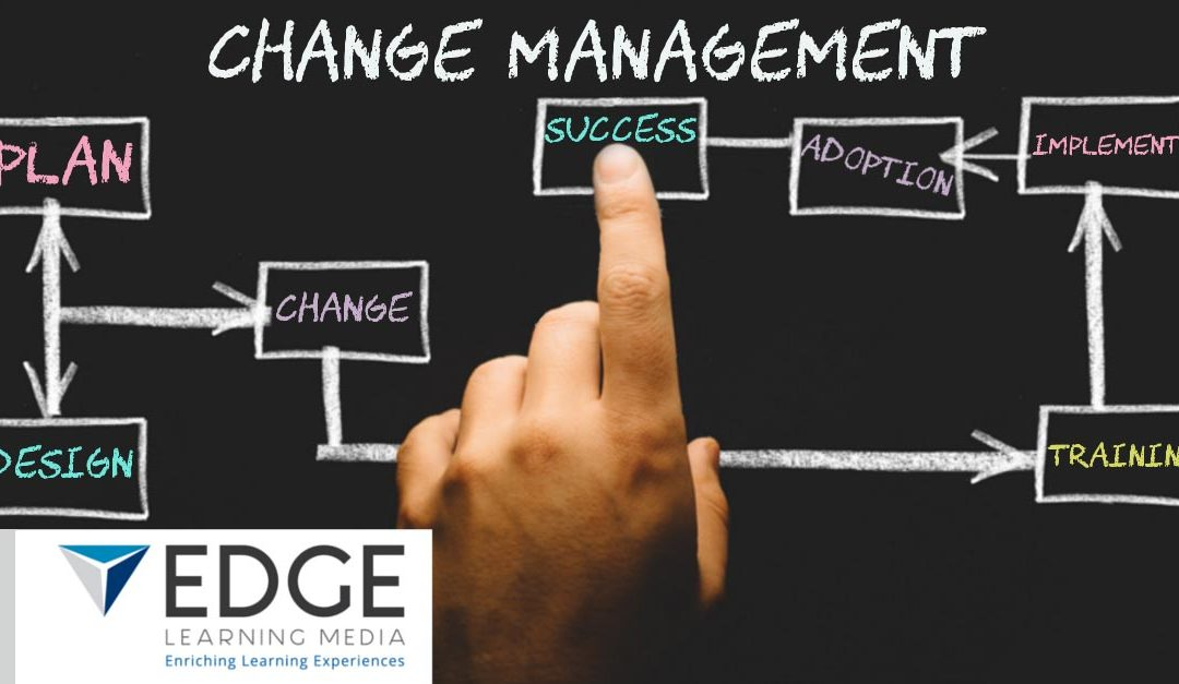 Using change management to successfully transition to elearning